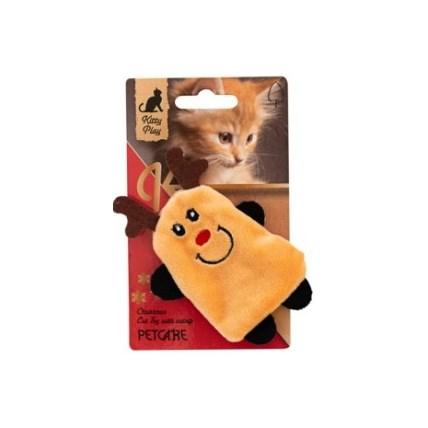 Kattleksak Kitty Play X-Mas Edition Ren