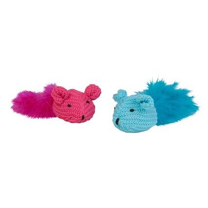 Kattleksak Mice Of Wool