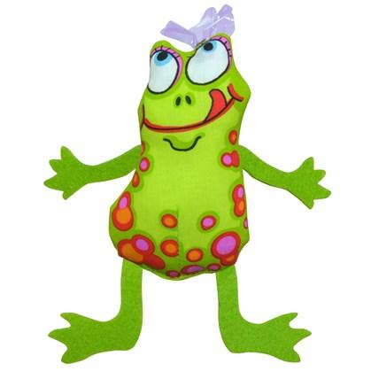Kattleksak Petstages Frog & Fly
