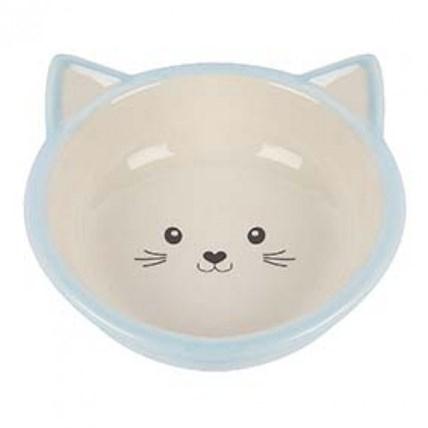 Kattmatskål Happy Pet Blå