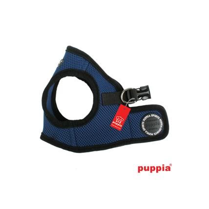 Kattsele Vest Puppia Harness Blå