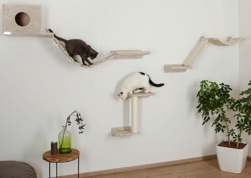 Klättervägg För Katt Mount Everest