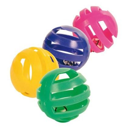 Leksaker Bollar Ø4 Cm 4-Pack
