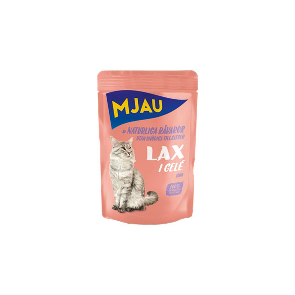 Mjau Gelé Med Lax