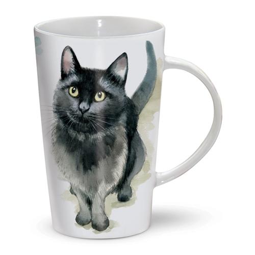Mugg Black Cat