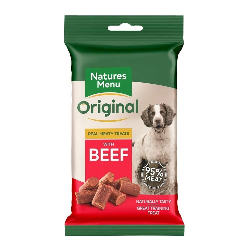 Naturesmenu Hundgodis Oxkött