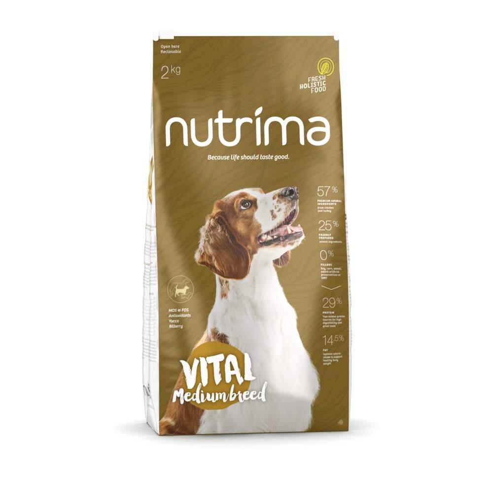 Nutrima Vital Medium Breed 2 Kg