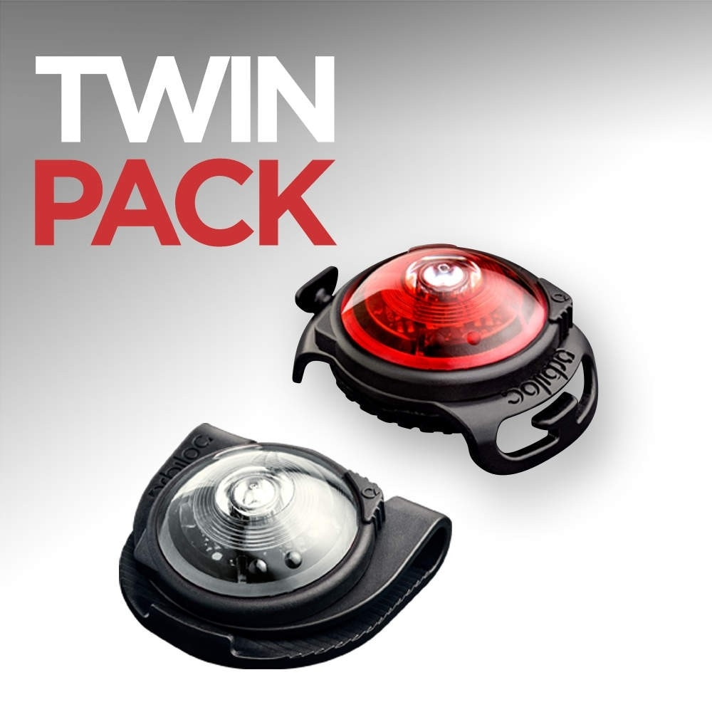 Orbiloc Twin Dual Säkerhetslampa