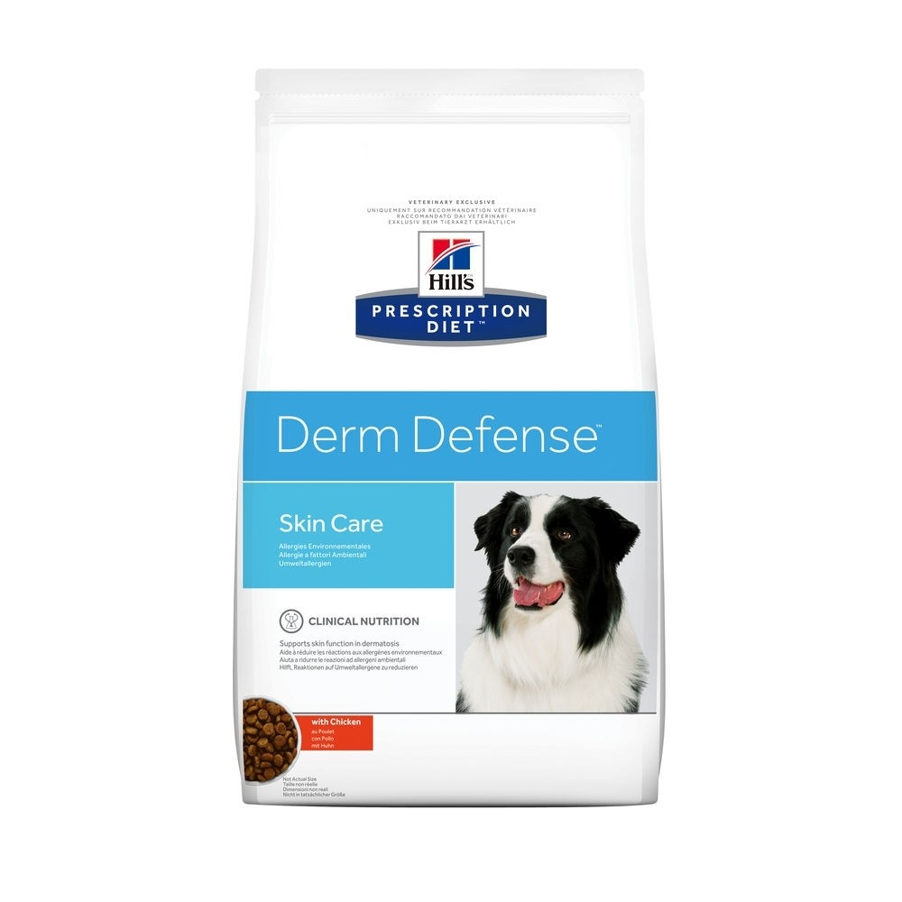 Prescription Diet Canine Derm Defense 12 Kg
