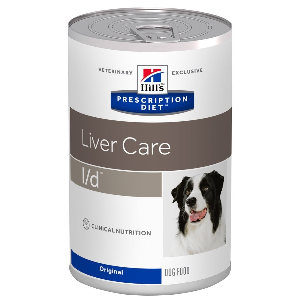 Prescription Diet Canine L/D Burkar 12X370G