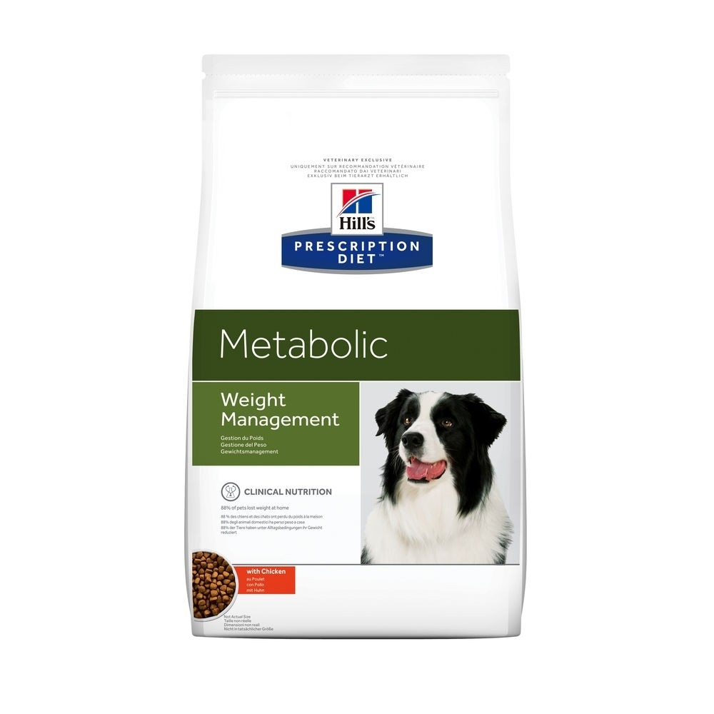 Prescription Diet Canine Metabolic 12 Kg
