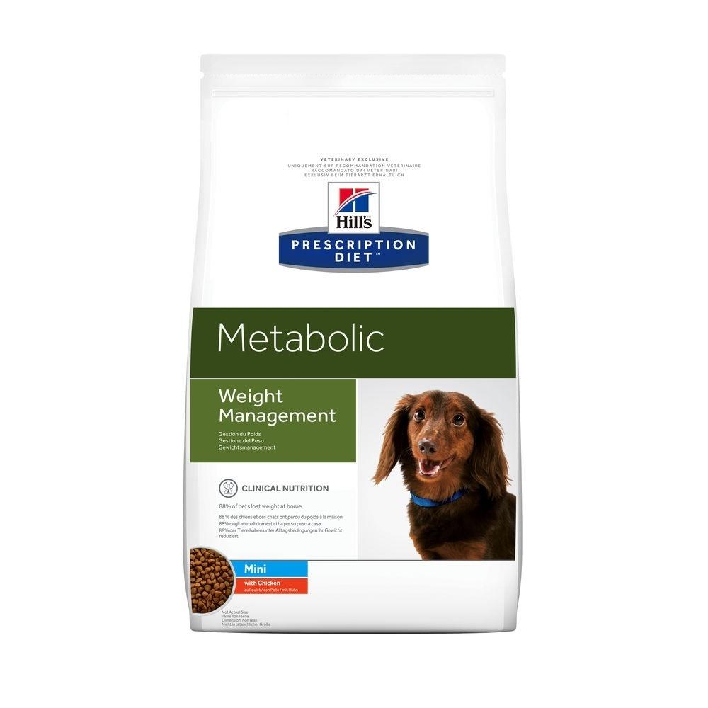 Prescription Diet Canine Metabolic Mini 1