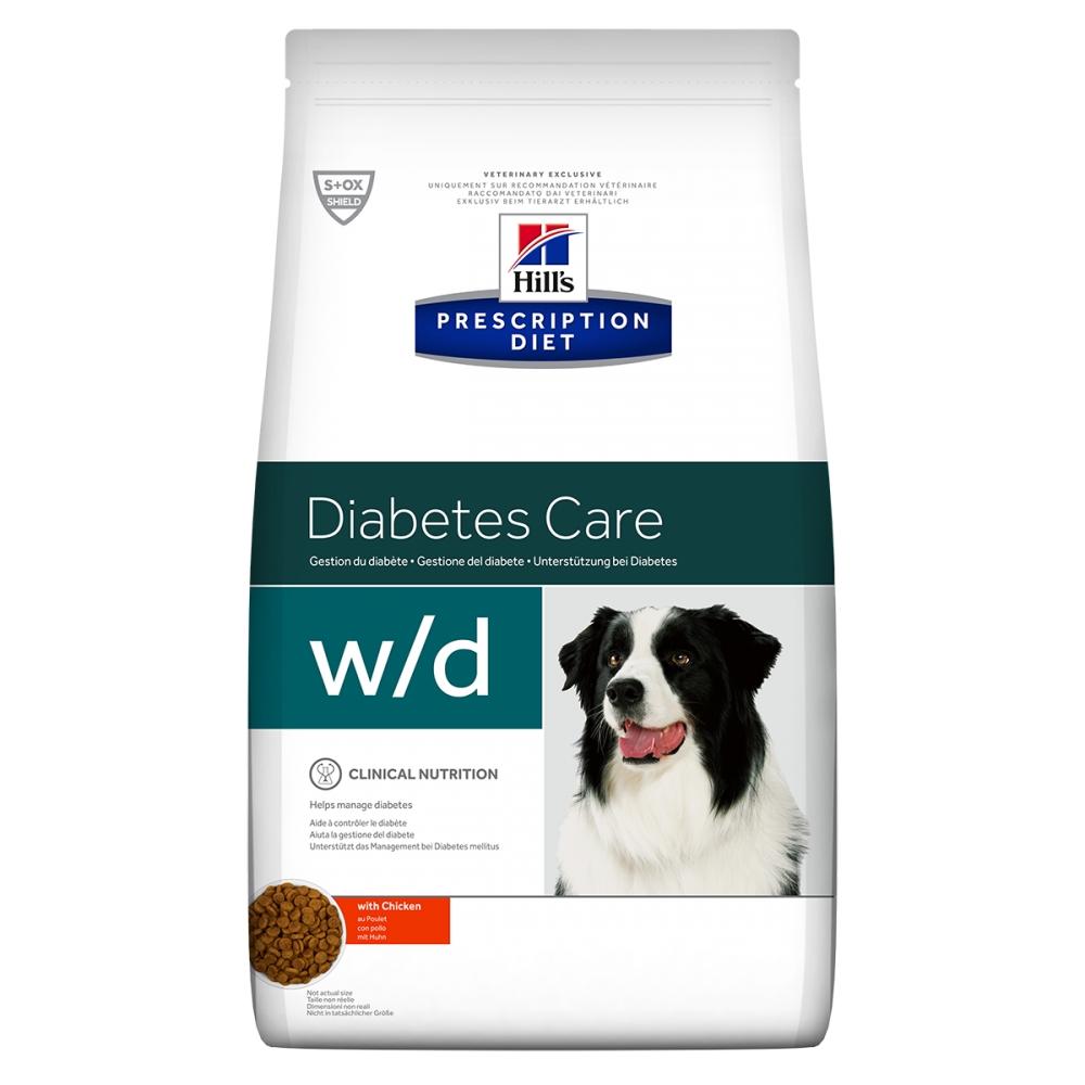 Prescription Diet Canine W/D