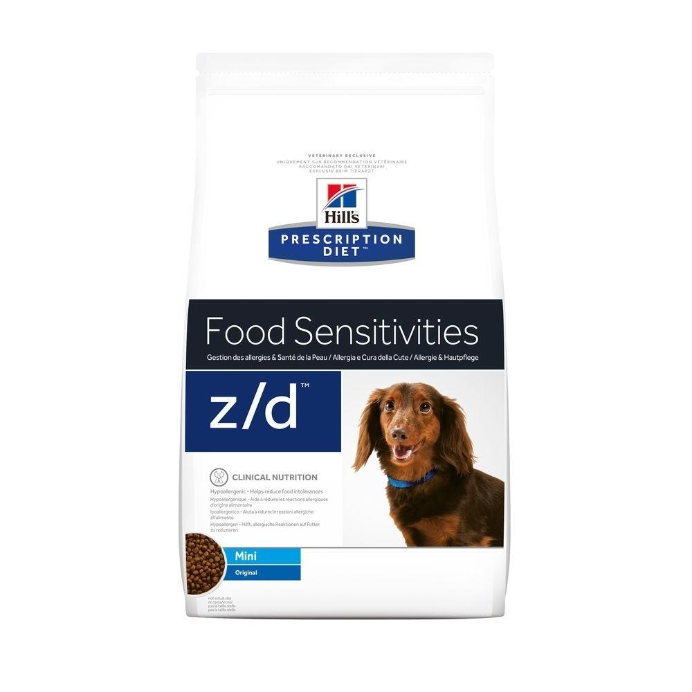 Prescription Diet Canine Z/D Mini 6 Kg