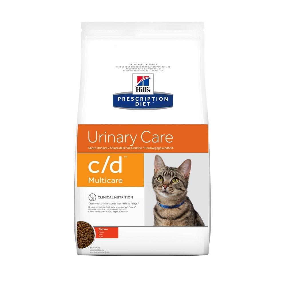 Prescription Diet Feline C/D Chicken 10 Kg