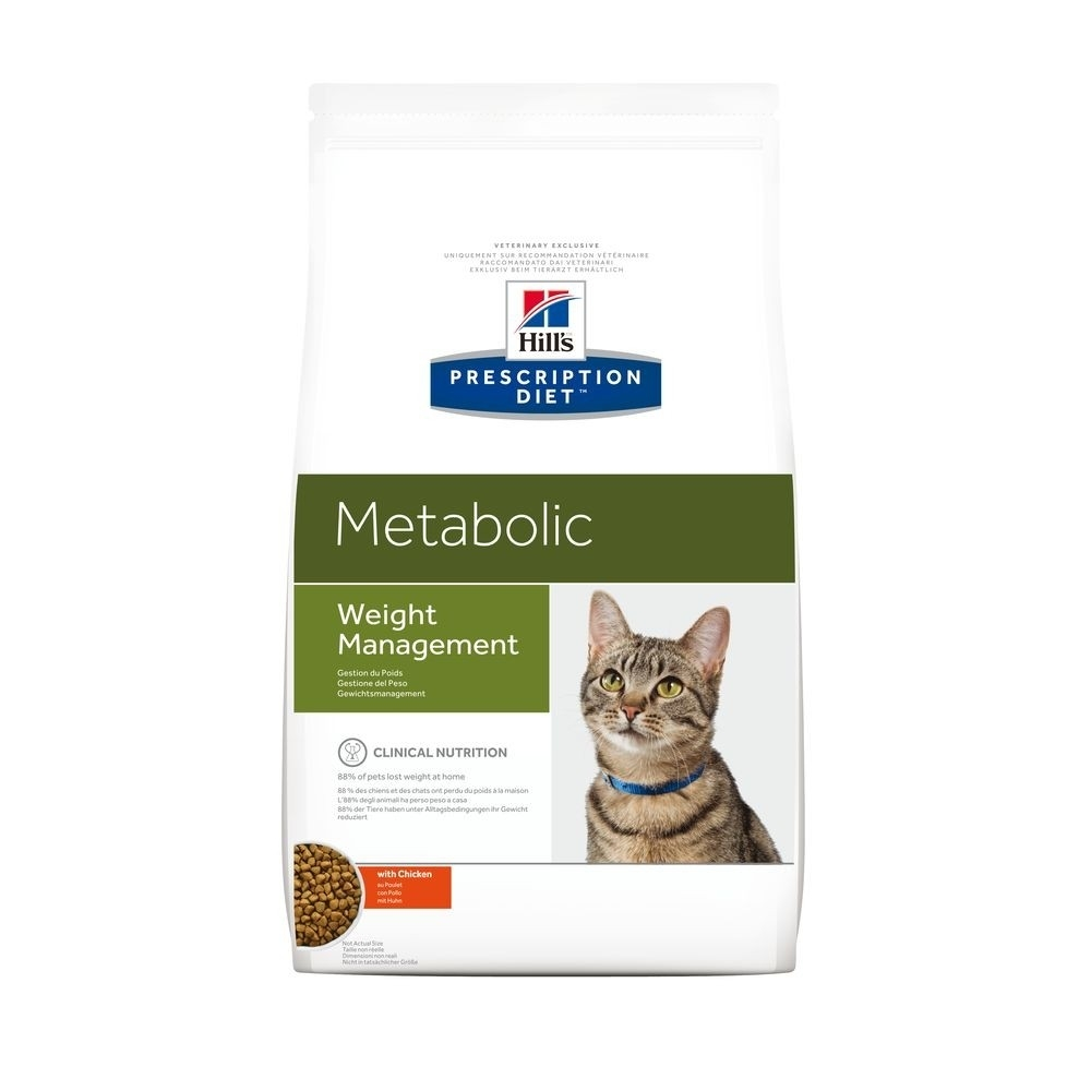 Prescription Diet Feline Metabolic 4 Kg
