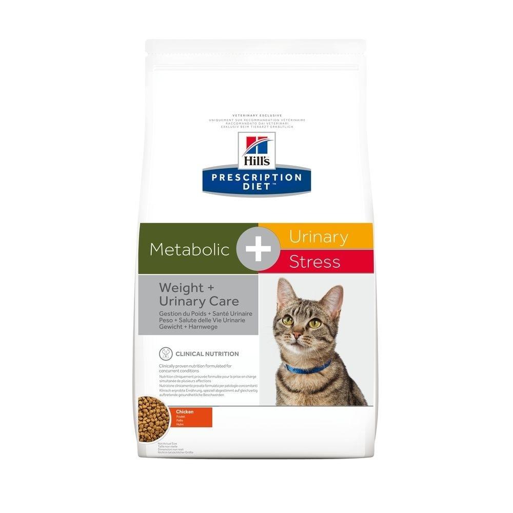 Prescription Diet Feline Metabolic + Urinary Stress 4 Kg
