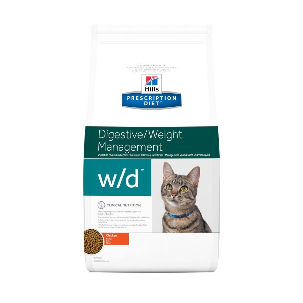 Prescription Diet Feline W/D 5 Kg
