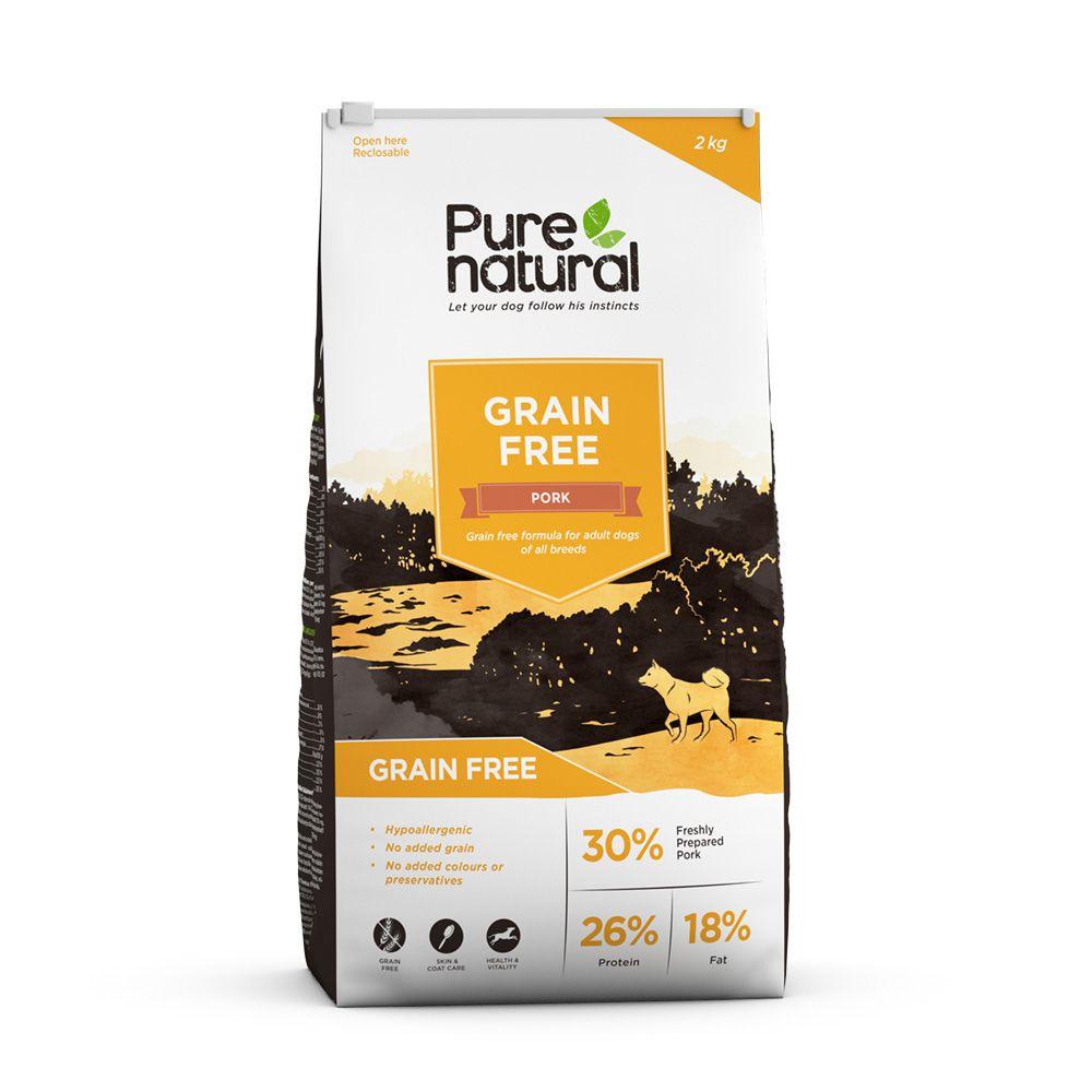 Purenatural Grain Free Pork 12 Kg
