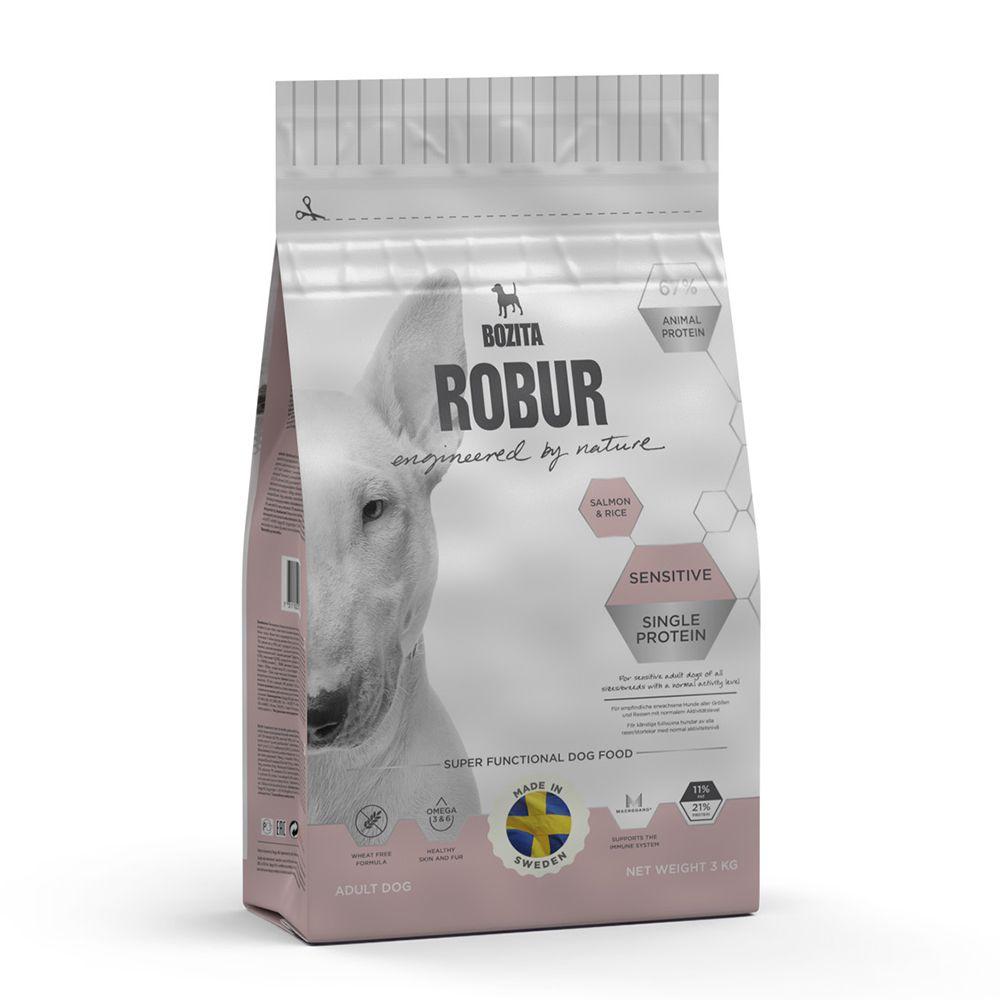 Robur Sens. Single Protein Salmon 3 Kg