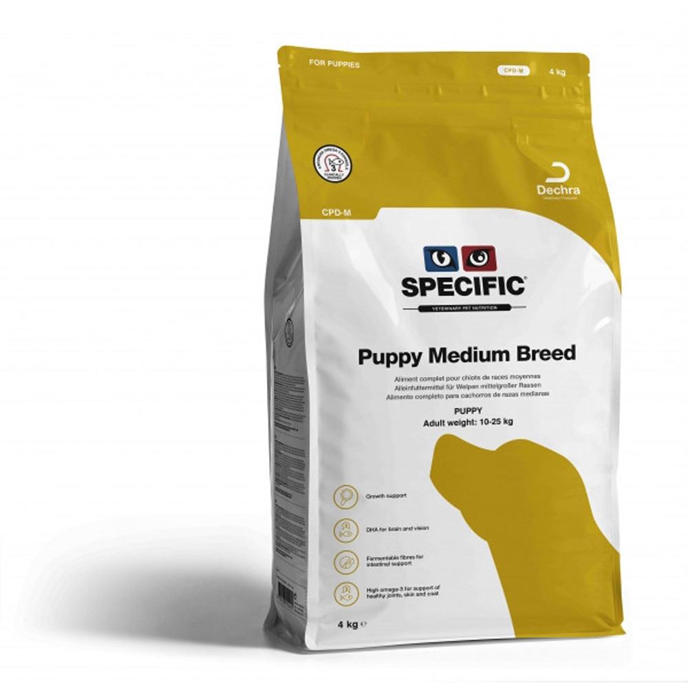 Specific Puppy Medium Breed Cpd-M 4 Kg