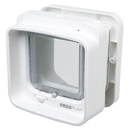 Sureflap Dualscan Kattdörr M Microchip Id