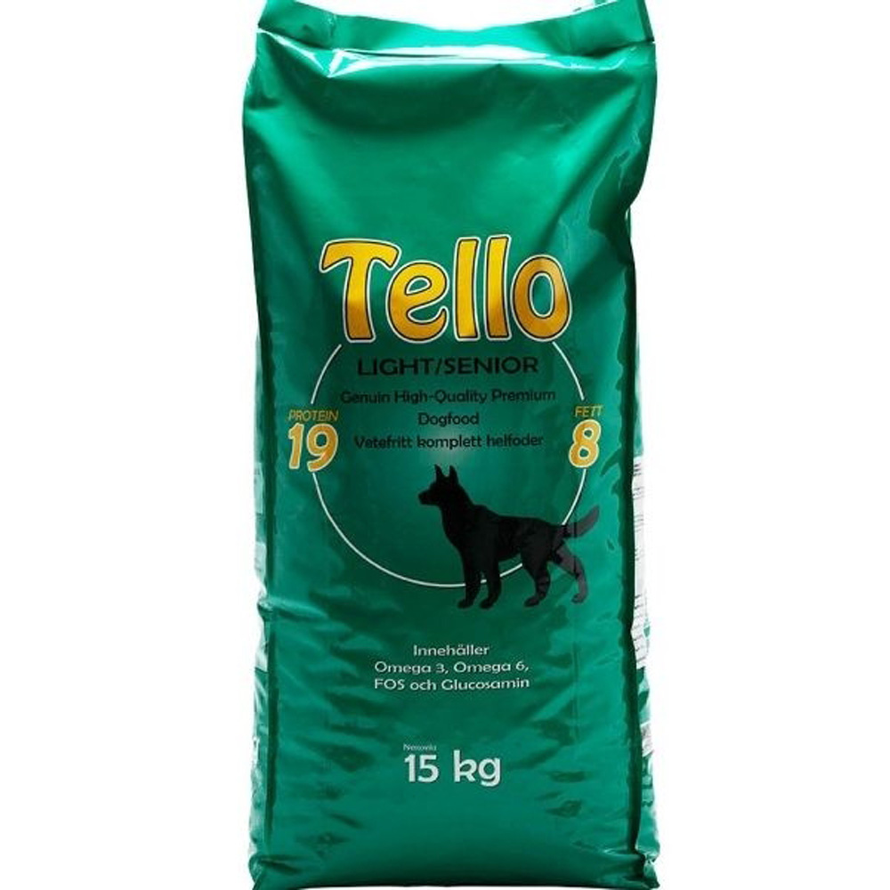 Tello Light/Senior 15 Kg