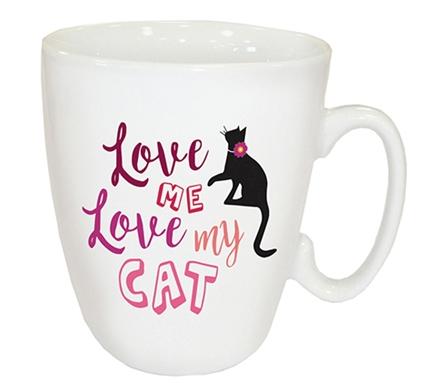 Temugg Love Me Love My Cat