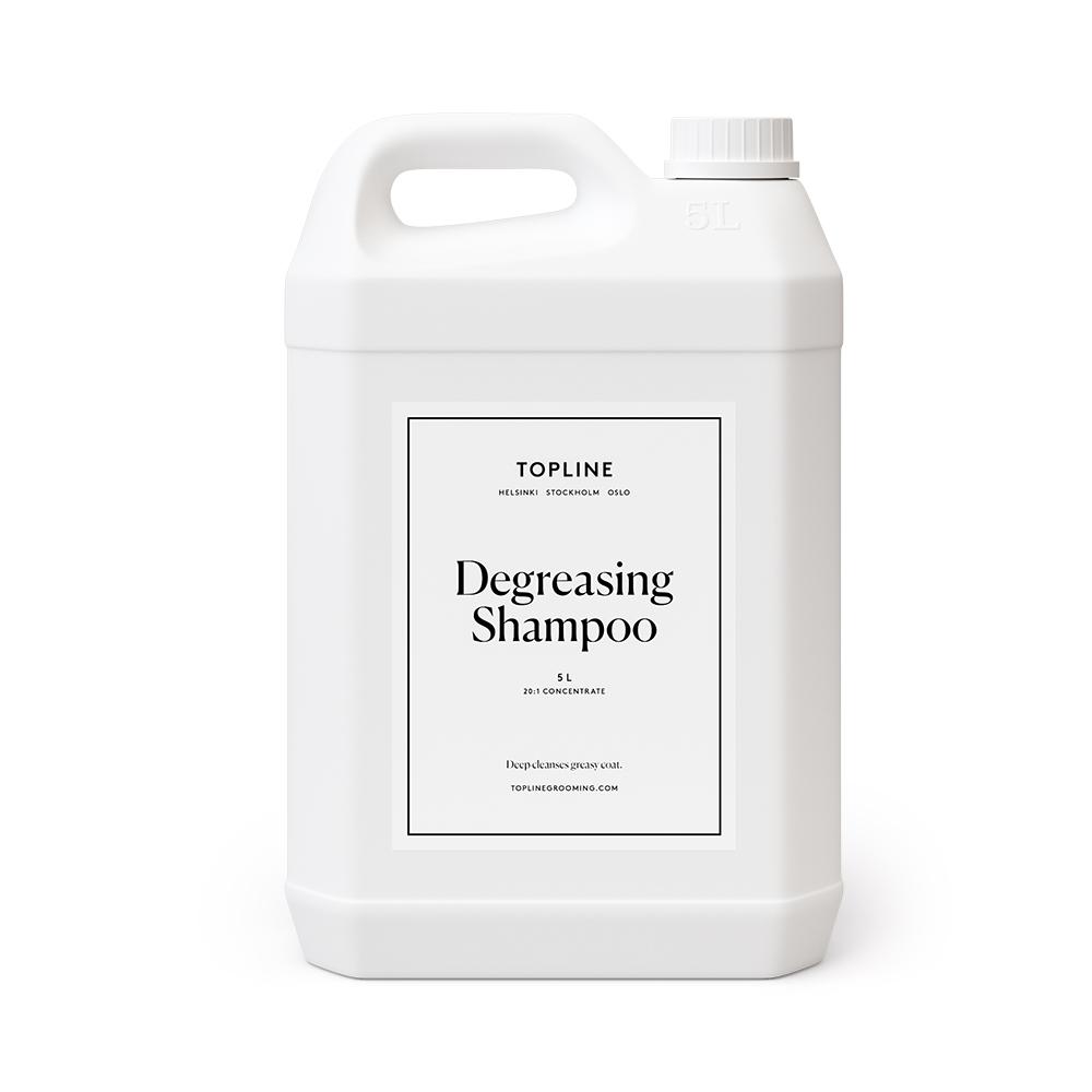 Topline Degreasing Shampoo 5 L