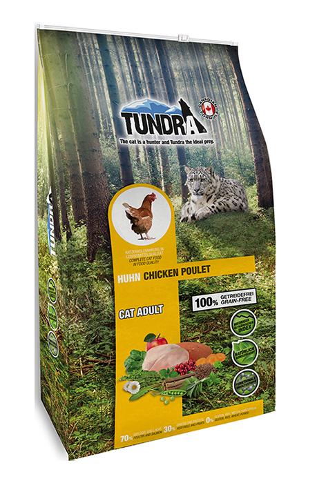 Tundra Kattfoder Kyckling 6