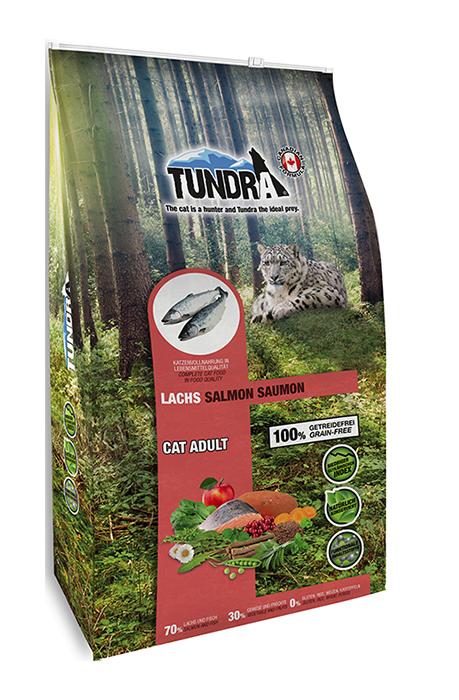 Tundra Kattfoder Lax 6