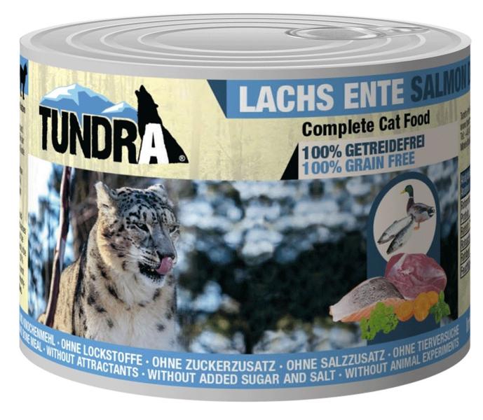 Tundra Med Lax & Anka
