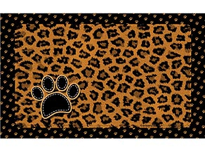 Underlägg Högabsorberande Tass Leopard