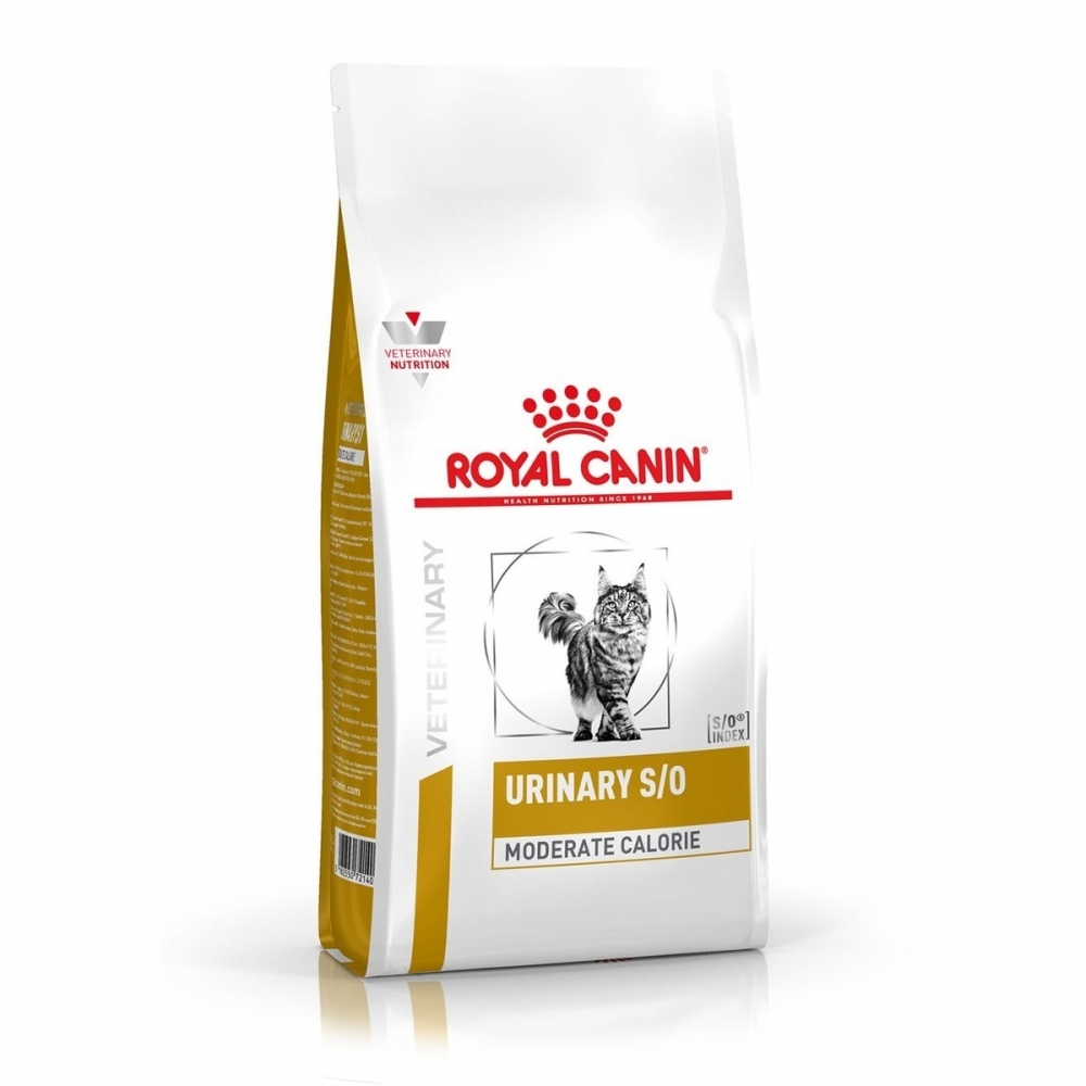 Veterinary Diets Cat Urinary Moderate Calorie 7 Kg