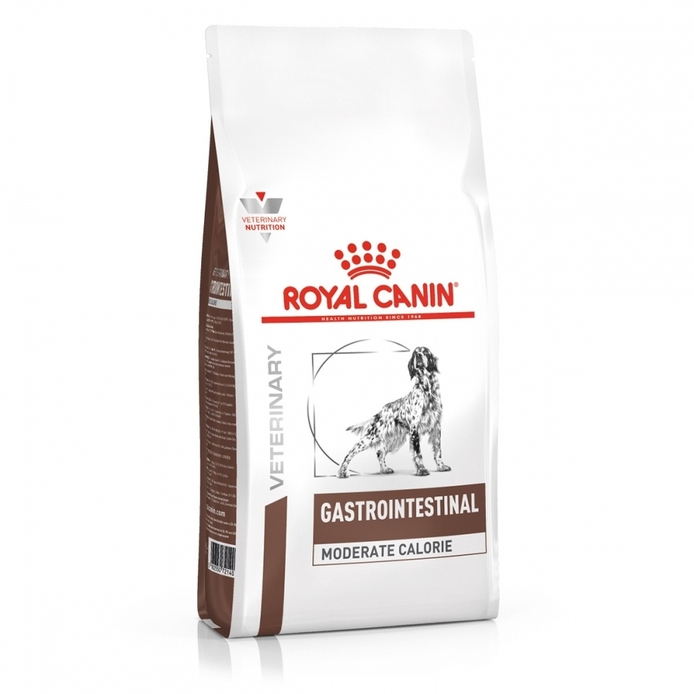 Veterinary Diets Dog Gastro Intestinal Moderate Calorie 15 Kg