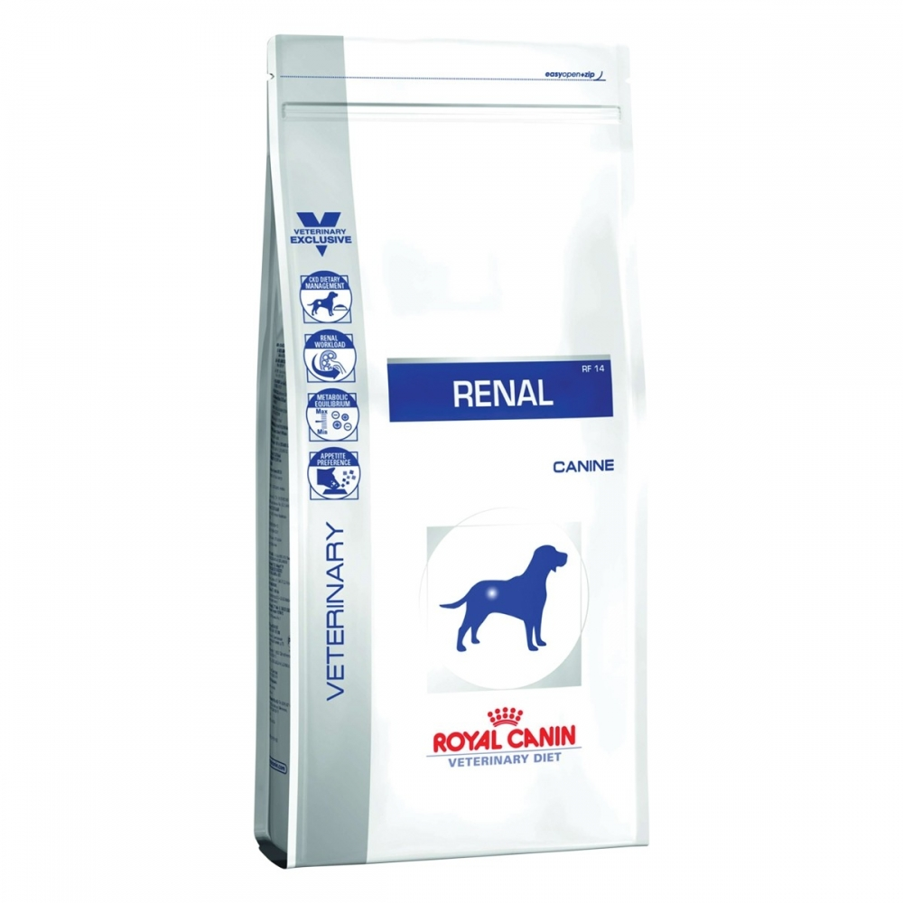 Veterinary Diets Dog Renal 14 Kg