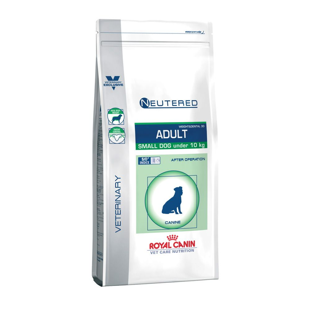 Veterinary Diets Neutered Adult Small Dog 8 Kg