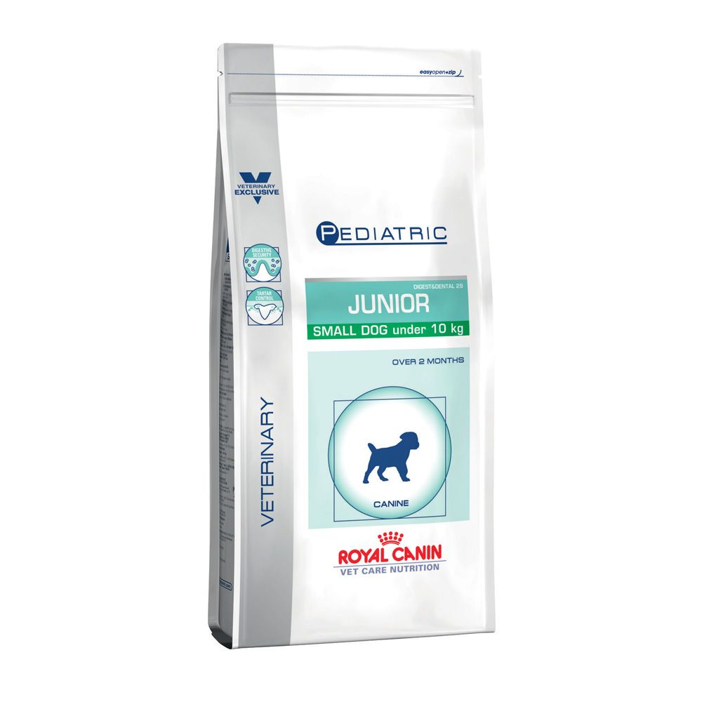 Veterinary Diets Pediatric Junior Small Dog 4 Kg