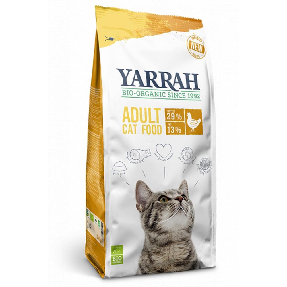 Yarrah Organic Cat Adult Chicken 2