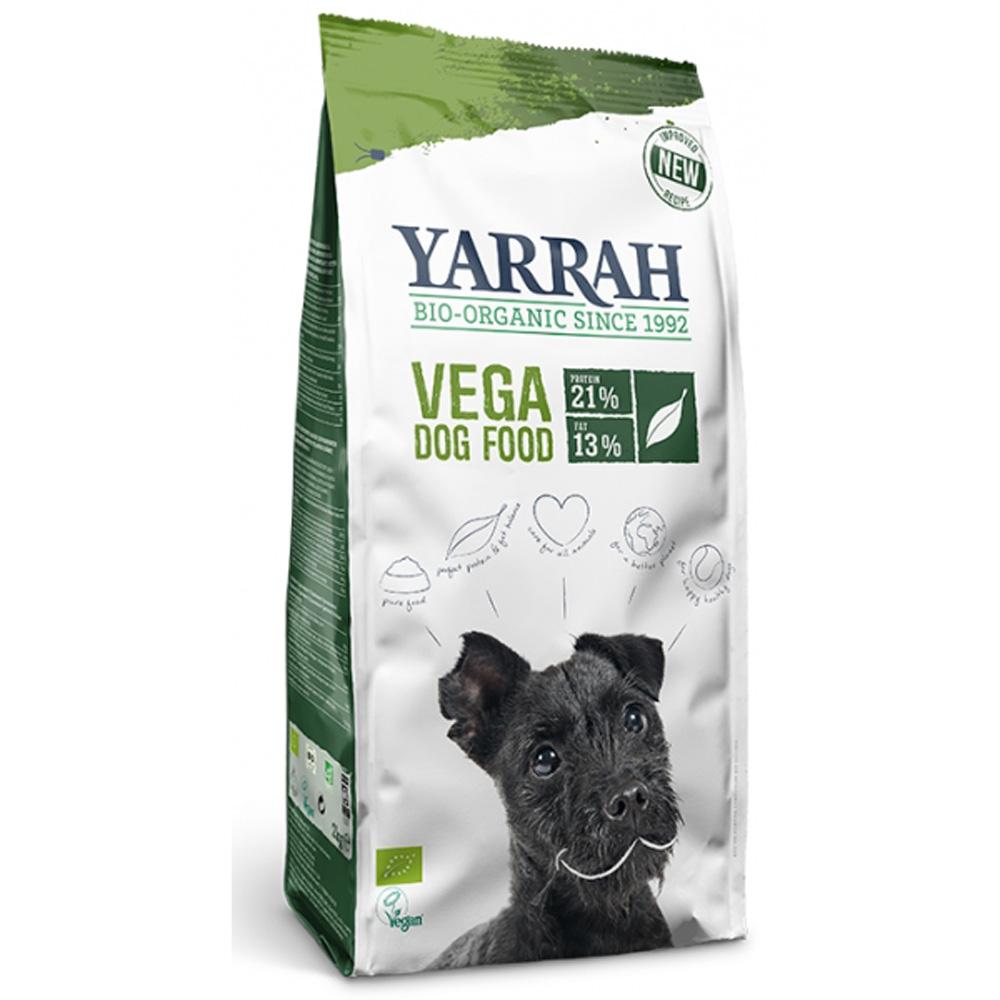 Yarrah Organic Dog Adult Vegetarian With Baobab 2 Kg