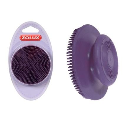 Zolux Gummi Borste